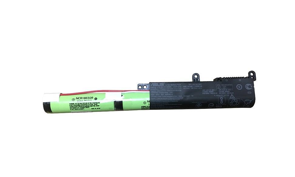 Оригинальная батарея ASUS X541UR X541UV- A31N1601 (+10.8 36Wh) - Аккумулятор АКБ