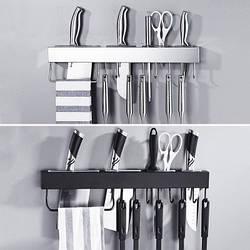 Полички в кухню з гачками. Модель RD-9196