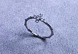 Кольцо Rhoodium color 16р., фото 3