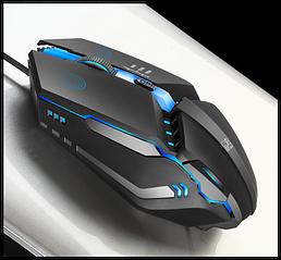 Ігрова миша комп'ютерна Leopard K3 USB