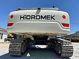 ГУСЕНИЧНИЙ ЕКСКАВАТОР HIDROMEK 370LC-3 HD [15 528 м/г] [2012], фото 4