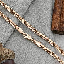 Цепочка Xuping Нонна 50587 длина 60 см ширина 3.5 мм вес 10.0 г позолота 18К