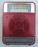 Портативный мини-динамик NS-160U-BT + фонарик, цифровой радиоприемник, музыкальная мини колонка