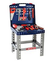 Игровой набор инструментов SuperTools в чемодане