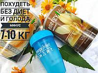 Набор 2 коктейля и шейкер Быстро похудеть без диет и голода Худей легко сбросить вес после родов Энерджи диет