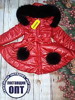 Зимнее пальто 86 - 152 размеры можно комплект, фото 1