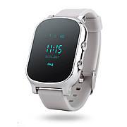 Детские телефон-часы с GPS-трекером GoGPSme ME К20 Хром