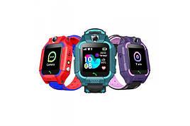 Детские телефон-часы с GPS-трекером GoGPSme ME K24 Фиолетовый