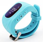 Детские телефон-часы с GPS-трекером GoGPSme ME K50 Бирюзовый