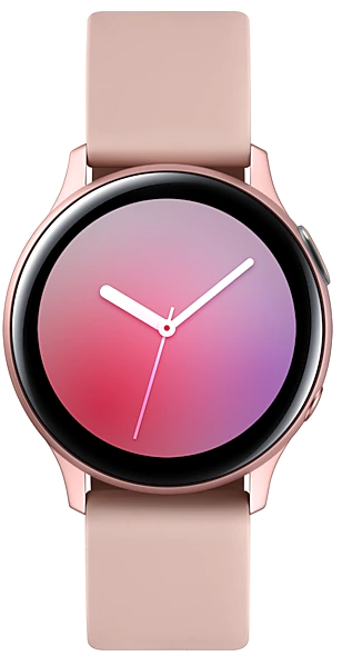 Смарт-часы Samsung Galaxy Watch Active 2 Aluminiuml 40мм Золотистый (R830)