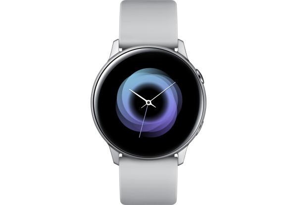 Смарт-часы Samsung Galaxy Watch Active Серебристый (R500)