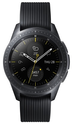 Смарт-часы Samsung Galaxy Watch 42мм Черный (R810)