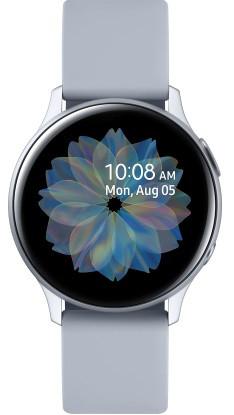 Смарт-часы Samsung Galaxy Watch Active 2 Aluminiuml 44мм Серебристый (R820)