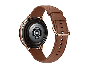 Смарт-часы Samsung Galaxy Watch Active 2 Stainless steel 44мм Золотистый (R820), фото 3