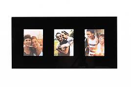 Фоторамка Fujifilm INSTAX TRIPLE MINI GLASS FRAME