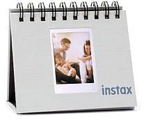 Фотоальбом Fujifilm INSTAX MINI 9 TWIN FLIP ALBUM Smoky White