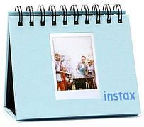 Фотоальбом Fujifilm INSTAX MINI 9 TWIN FLIP ALBUM Ice Blue