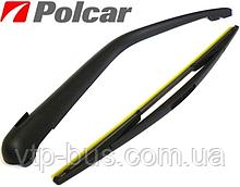 Важіль склоочисника задніх дверей (сорочечка) на Renault Trafic (2001-2014) Polcar (Польща) 6026RWT1