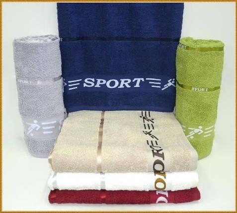 Полотенце банное 6 штук Cestepe VIP Cotton 70x140 см, 2642_sport, фото 2