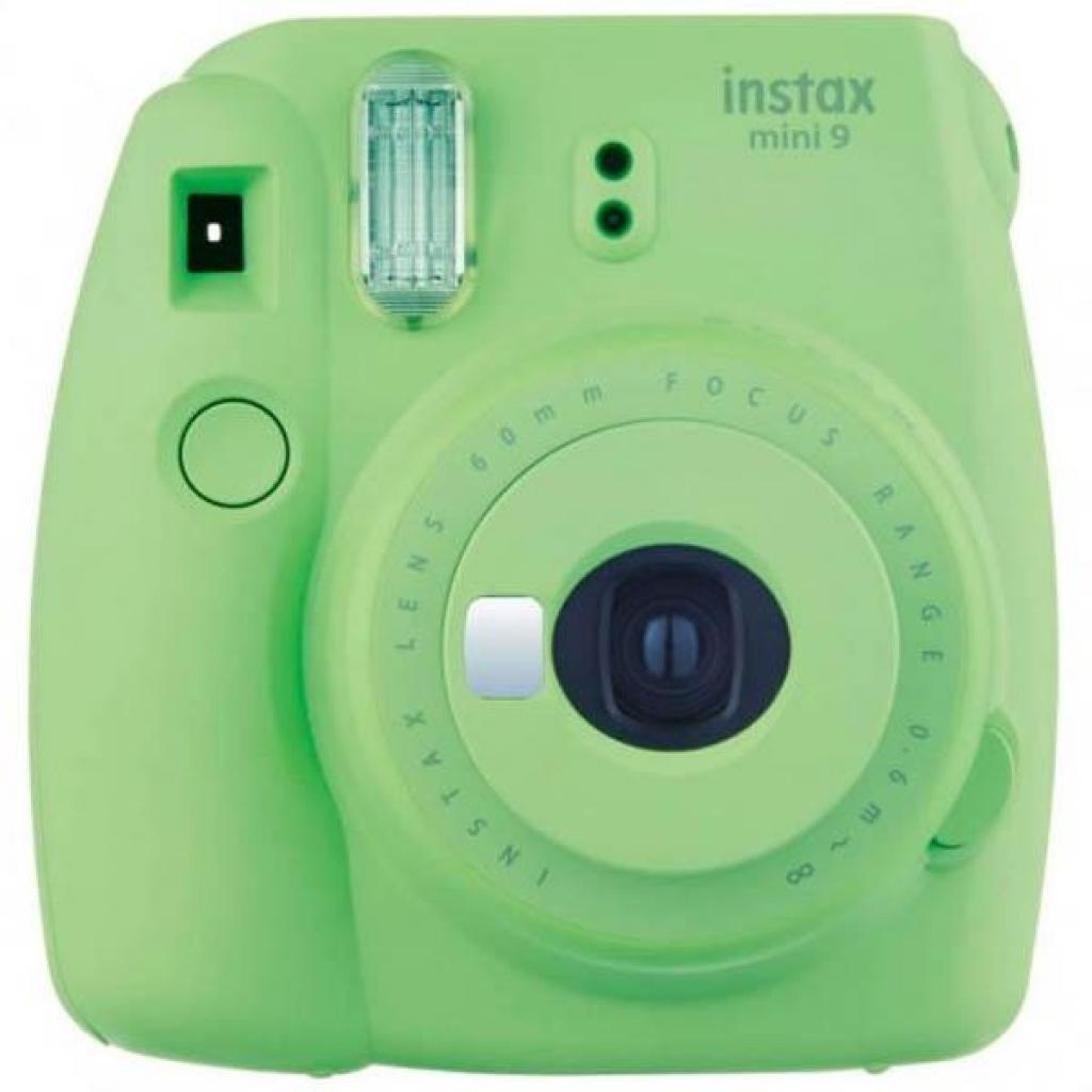 Фотокамера миттєвого друку Fujifilm INSTAX MINI 9 Lime Green TH EX D