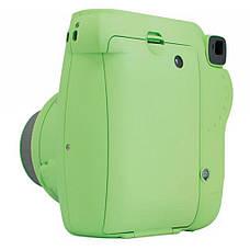 Фотокамера миттєвого друку Fujifilm INSTAX MINI 9 Lime Green TH EX D, фото 3