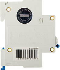 Автоматичний вимикач УКРЕМ ВА-2003/D 1р 100А АСКО, фото 2