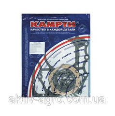 Ремкомплект КПП-15 КамАЗ Евро (16 наименований) паронит , производство КАМРТИ