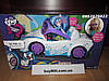 Машина пони My Little Pony Equestria Girls Rainbow Rocks DJ PON-3 Rockin' Convertible Vehicle