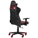 Кресло VR Racer Dexter Hound черный/красный, фото 5