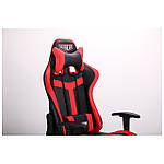 Кресло VR Racer Dexter Hound черный/красный, фото 6