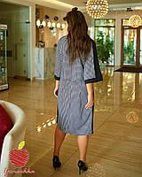 Костюм платье и кофта большого размера, Женский нарядный костюм платье и кофта больших размеров, фото 5
