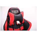Кресло VR Racer Dexter Hound черный/красный, фото 7