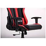 Кресло VR Racer Dexter Hound черный/красный, фото 8