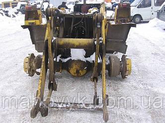 Капитальный ремонт фронтальных погрузчиков ТО18 Амкодор