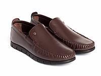 Мокасини Etor 15498-49315-1 коричневий, фото 1