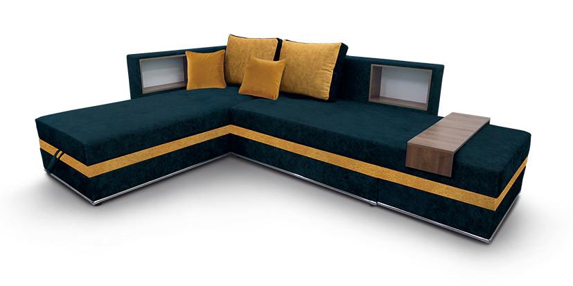 Угловой диван ВікоМеблі «Париж»