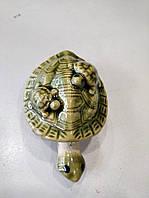 Небольшая фарфоровая статуэтка Черепаха - на подарок