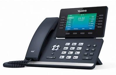 IP телефон Yealink SIP-T54W, фото 2