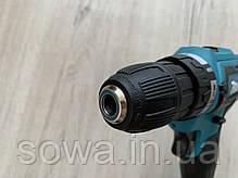 ✔️ Акумуляторний Шуруповерт Makita DF332D ( 18V : Синій кейс ), фото 2