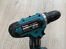 ✔️ Акумуляторний Шуруповерт Makita DF332D ( 18V : Синій кейс ), фото 3