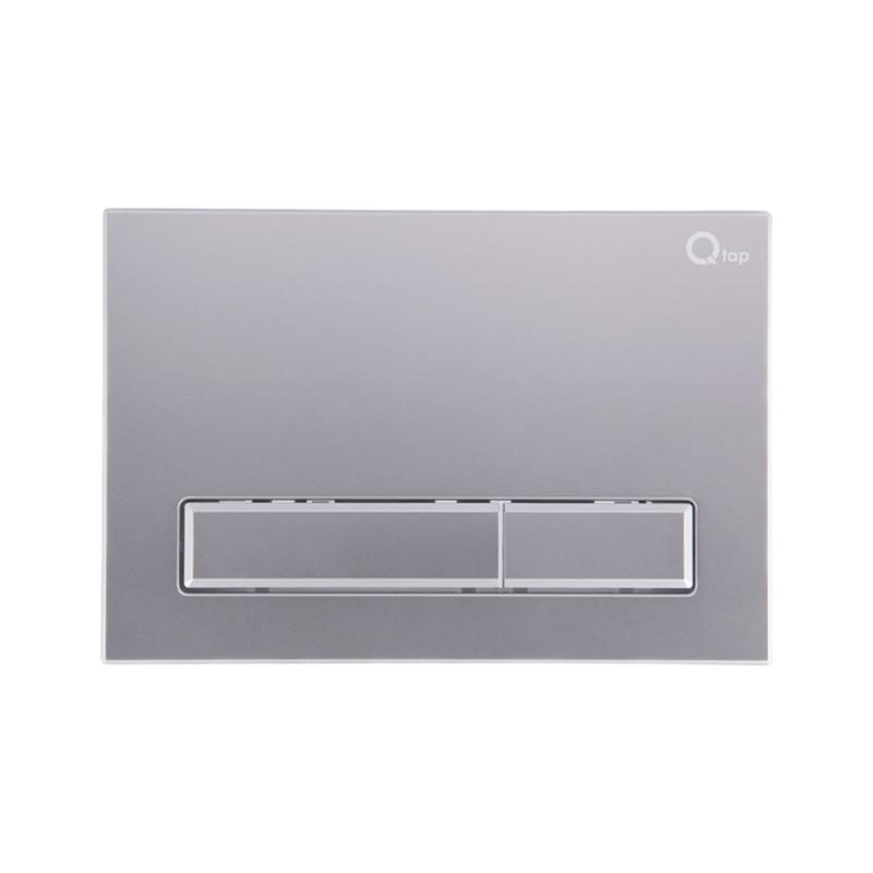 Панель смыва для унитаза Q-tap Nest PL M08SAT