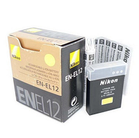 Аккумулятор Nikon EN-EL12 для CoolPix S70 | P300 | S610C | S1000pj | S8000 | S9100