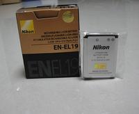 Аккумулятор Nikon EN-EL19 для CoolPix S4100 | S4150 | S4200 | S4300 | S3100 | S3200 | S3300