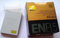 Аккумулятор Nikon EN-EL5 для Coolpix 3700 | 4200 | 7900 | P3 | P80 | P90 | P5000 | P5100 | P6000 | S10 | S11