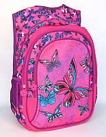 """Школьный рюкзак для девочек """"Бабочки"""""""