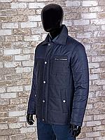 Куртка мужская демисезонная с отложным воротником TM Danstar