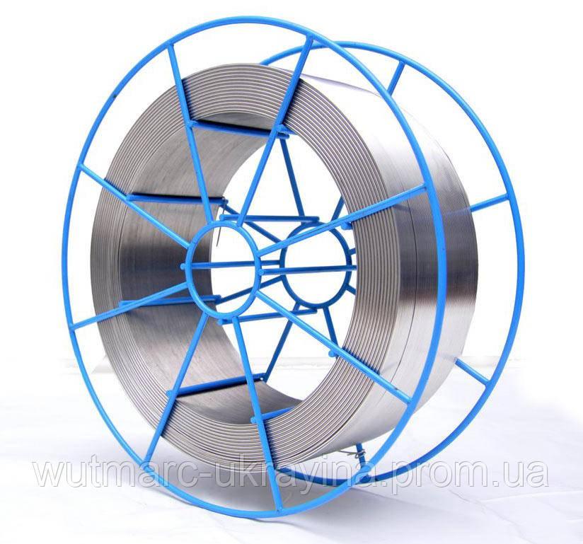 Проволока сварочная нержавеющая 1,2 мм 04Х19Н11М3 (ER316Lsi)