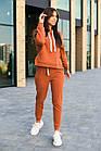 Невероятно стильный и удобный спортивный костюм для девушек 2020 - Артикул ск-63, фото 3