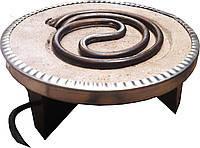 Печь тэновая (сварная) 1,0 кВт на 220в