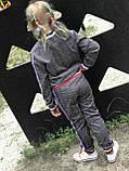 Стильний костюм двійка 122-152р від виробника, фото 4